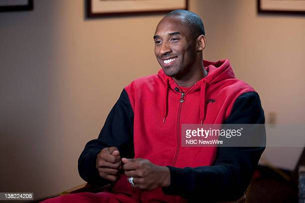 Kobe Bryant NBC News' Matt Lauer speaks with the most fascinating inspirational heroic and notorious figures of 2009