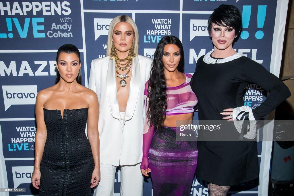 435a6d1823f6d Kourtney Kardashian, Khloe Kardashian, Kim Kardashian and Morgan ...