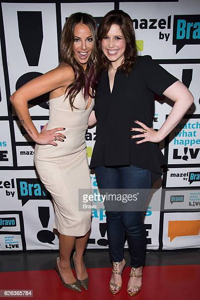 Kristen Doute and Vanessa Bayer