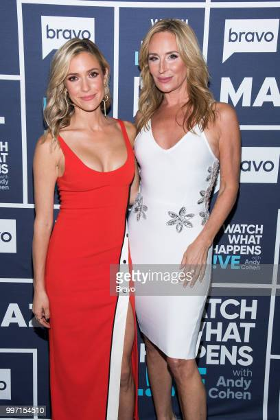 Kristin Cavallari and Sonja Morgan