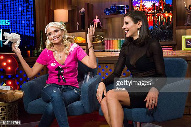 Kristin Chenoweth and Heather Dubrow