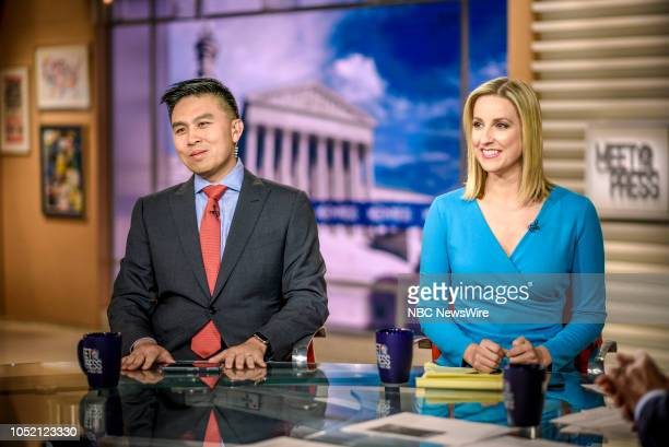 Lanhee Chen Research Fellow Hoover Institution Director of Domestic Policy Studies Stanford University and Carol Lee NBC News National Political...