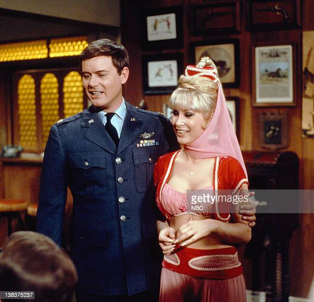 Larry Hagman as Anthony 'Tony' Nelson Barbara Eden as Jeannie