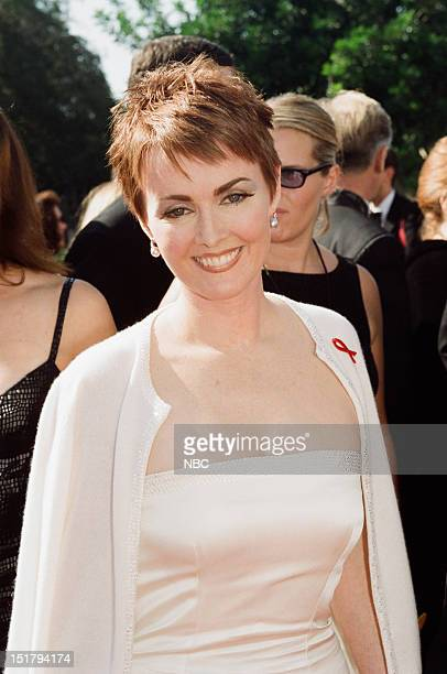 Laura Innes arrives at the 50th Annual Primetime Emmy Awards held at the Shrine Auditorium in Los Angeles CA on September 13 1998