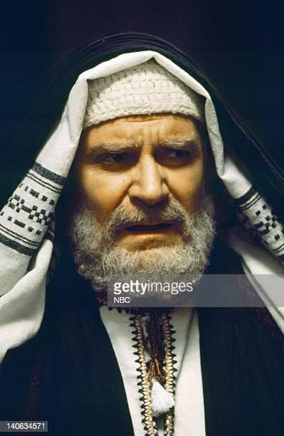Laurence Olivier as Nicodemus Photo by NBC/NBCU Photo Bank