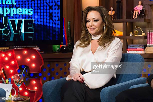 Pictured: Leah Remini --