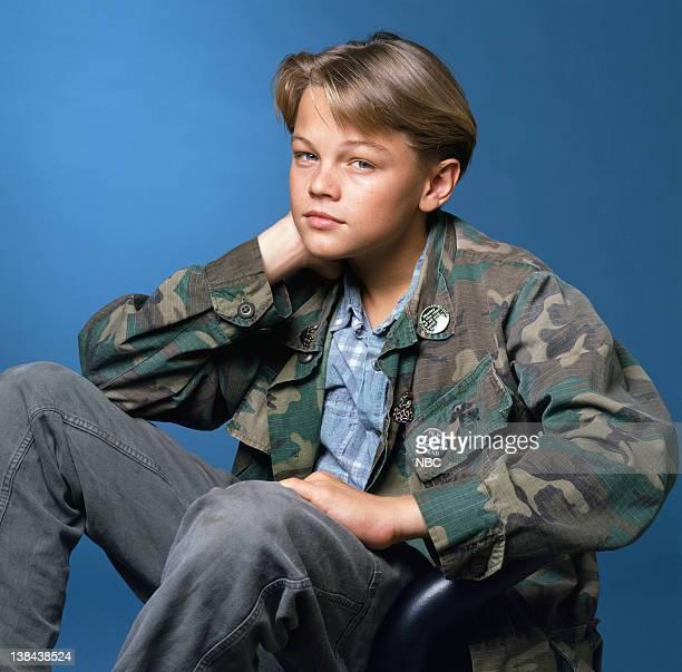 Pictured: Leonardo DiCaprio as Garry Buckman