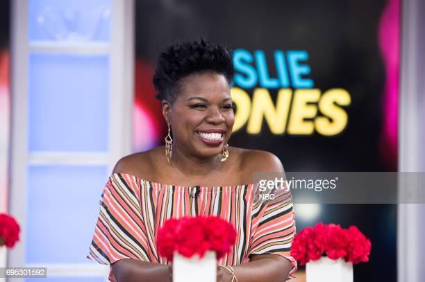 Leslie Jones on Monday June 12 2017