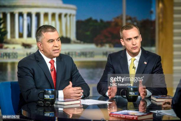 Let Trump Be Trump authors David Bossie Former Deputy Campaign Manager for President Donald Trump and Corey Lewandowski Former Campaign Manager for...