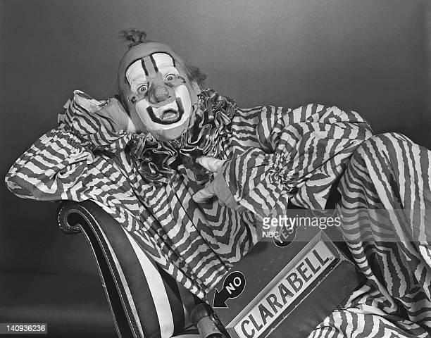 Lew Anderson as Clarabell the Clown Photo by Frank Carroll/NBCU Photo Bank