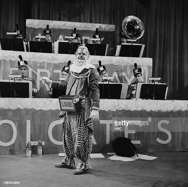 Lew Anderson as Clarabell the Clown