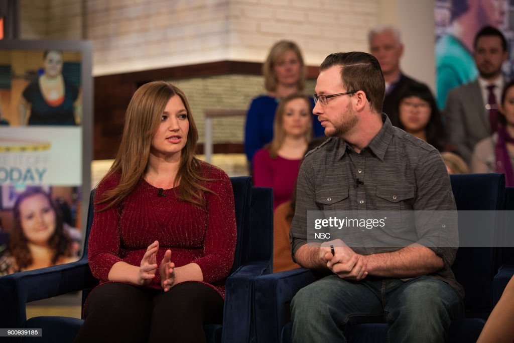 Lexi and Danny Reed on Wednesday, December 3, 2018 --