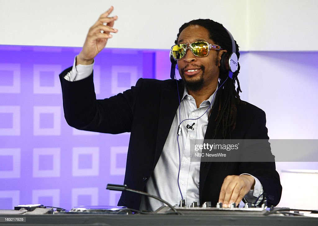Lil Jon appears on NBC News' 'Today' show --