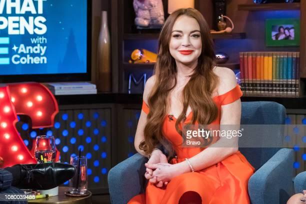 Pictured: Lindsay Lohan --