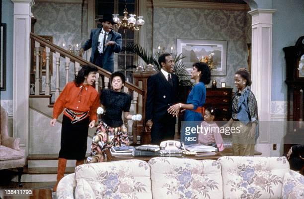 Lisa Bonet as Denise Huxtable Kendall MalcolmJamal Warner as Theodore 'Theo' Huxtable Bill Cosby as Doctor Heathcliff 'Cliff' Huxtable Phylicia...