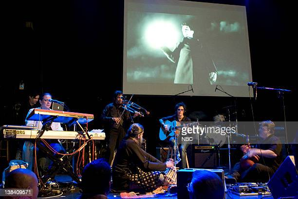 Lisa Coleman L Shankar and Wendy Melvoin perform at the Heroes for Autism event Autism Speaks presents mixedmedia artwork from the cast and crew of...