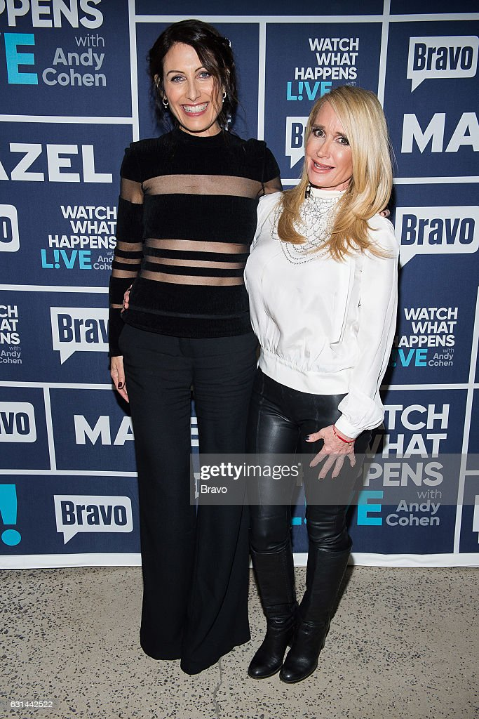 Lisa Edelstein and Kim Richards --
