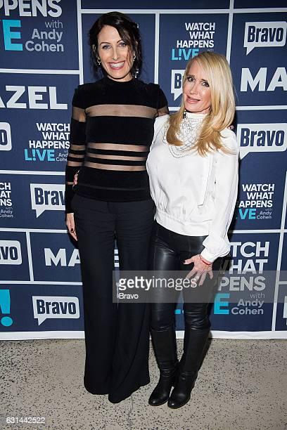 Lisa Edelstein and Kim Richards