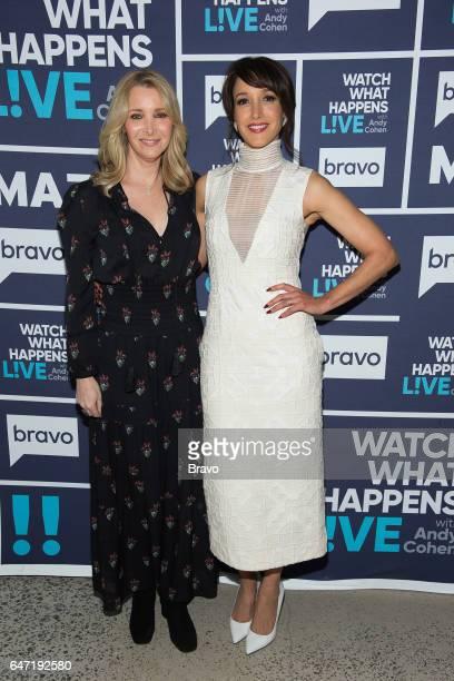 Lisa Kudrow and Jennifer Beals