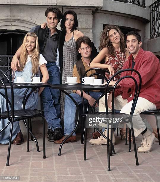 Lisa Kudrow as Phoebe Buffay Matt LeBlanc as Joey Tribbiani Courteney Cox Arquette as Monica Geller Matthew Perry as Chandler Bing Jennifer Aniston...