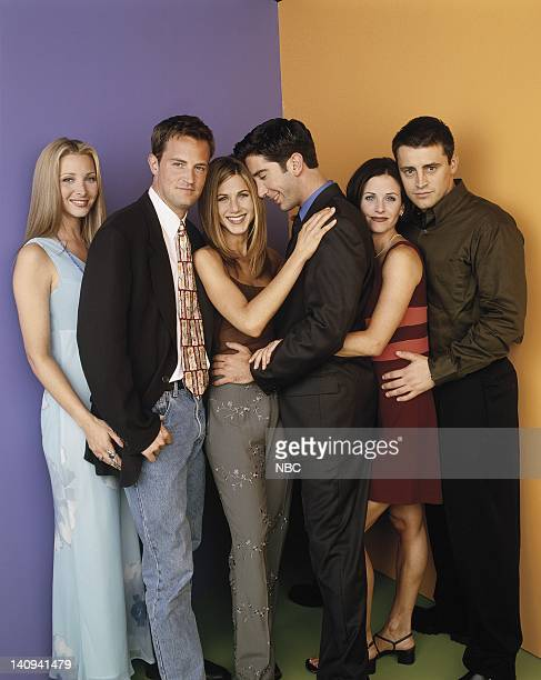 Lisa Kudrow as Phoebe Buffay Matthew Perry as Chandler Bing Jennifer Aniston as Rachel Green David Schwimmer as Ross Geller Courteney Cox as Monica...