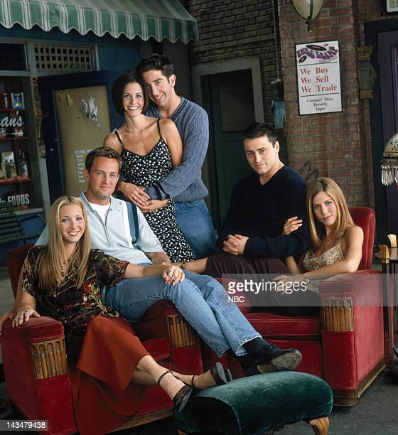 Lisa Kudrow as Phoebe Buffay Matthew Perry as Chandler Bing Courteney Cox Arquette as Monica Geller David Schwimmer as Ross Geller Matt LeBlanc as...