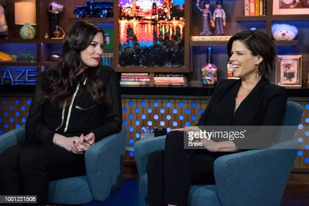 Liv Tyler and Neve Campbell