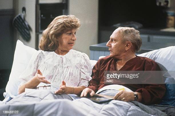 Liz Sheridan as Helen Seinfeld Jerry Stiller as Frank Costanza