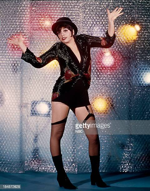 A 'Z' Pictured Liza Minnelli as Sally Bowles from 'Cabaret'