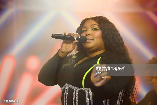 Lizzo on Thursday April 11 2019