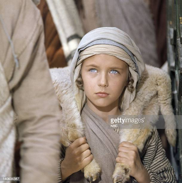 Lorenzo Monet as Jesus aged 12 years Photo by NBC/NBCU Photo Bank