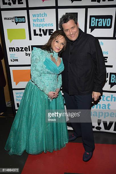 Loretta Lynn and Isaac Mizrahi