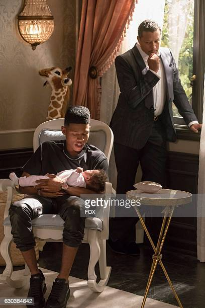 Pictured LR Bryshere Gray and Terrence Howard in the 'What We May Be' episode of EMPIRE airing Wednesday Nov 16 on FOX