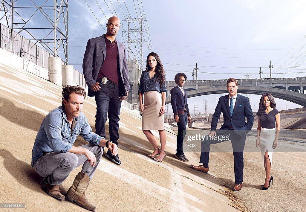 "FOX's ""Lethal Weapon"" - Season One : Nachrichtenfoto"