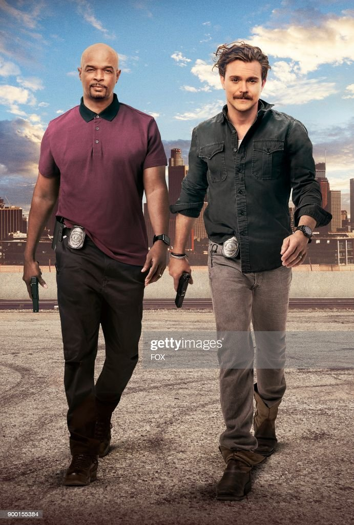 Damon Wayans and Clayne Crawford on Season Two of LETHAL WEAPON premiering Tuesday, Sept. 26 (8:00-9:00 PM ET/PT) on FOX.