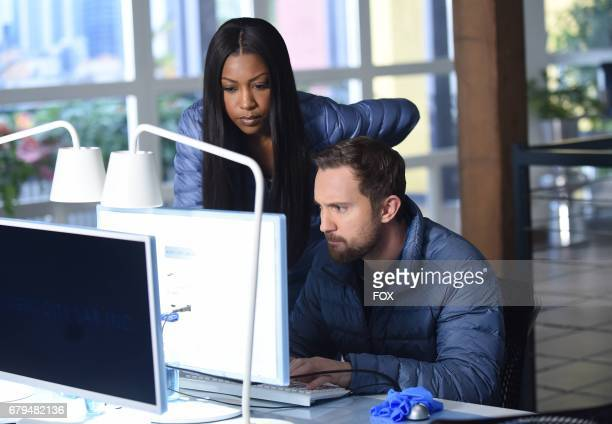 Pictured LR Gabrielle Dennis and Samuel Huntington in the 'Fairy Tales Frozen Truths' episode of ROSEWOOD airing Friday March 31 on FOX