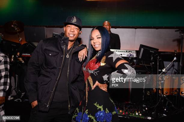 Pictured LR Ja Rule and Ashanti perform at the Apollo Theater for SHOWTIME AT THE APOLLO airing Monday Dec 5 on FOX