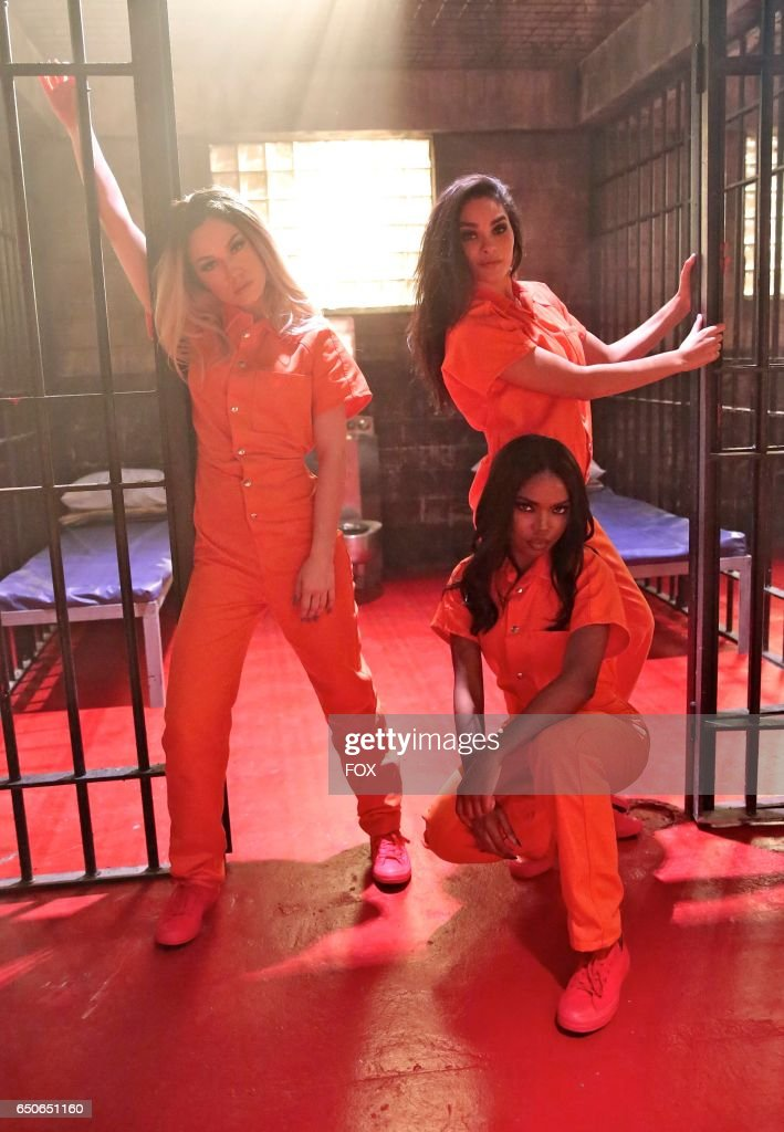 Jude Demorest, Ryan Destiny and Brittany O'Grady in the 'Alibi' episode of STAR airing Wednesday, Feb. 22 (9:01-10:00 PM ET/PT) on FOX.