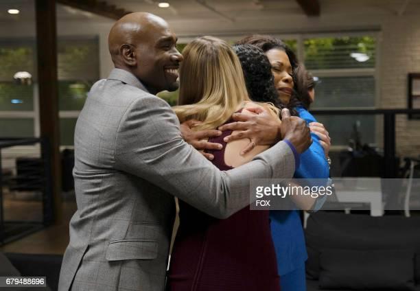 Pictured LR Morris Chestnut Anna Konkle Gabrielle Dennis and Lorraine Toussaint in the 'Blistering Heat Brotherly Love' season finale episode of...