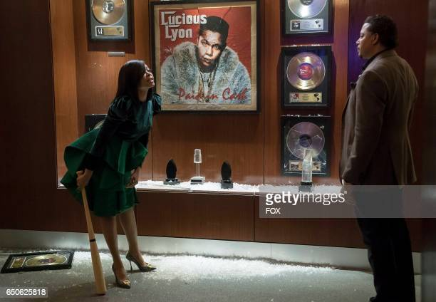 Pictured LR Taraji P Henson and Terrence Howard in the 'Sound Fury' spring premiere episode of EMPIRE airing Wednesday March 22 on FOX