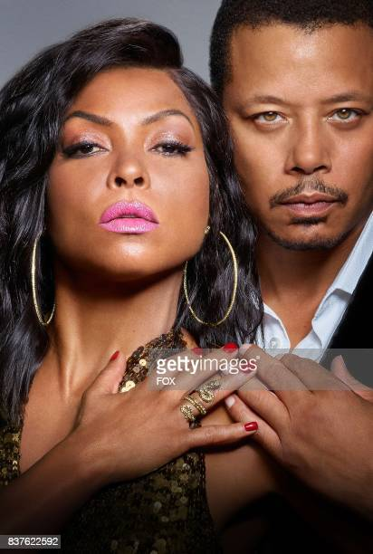 Pictured LR Taraji P Henson and Terrence Howard on Season Four of EMPIRE premiering Wednesday Sept 27 on FOX