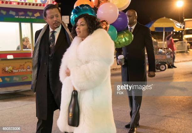 """Terrence Howard and Taraji P. Henson in the """"A Furnace For your Foe"""" fall finale episode of EMPIRE airing Dec. 14 on FOX."""