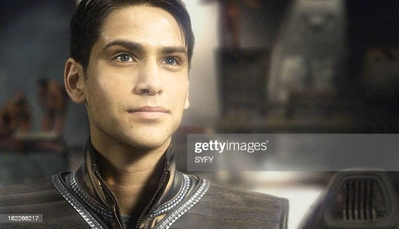 Luke Pasqualino as William Adama --