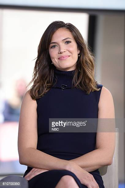 Mandy Moore on Tuesday September 27 2016