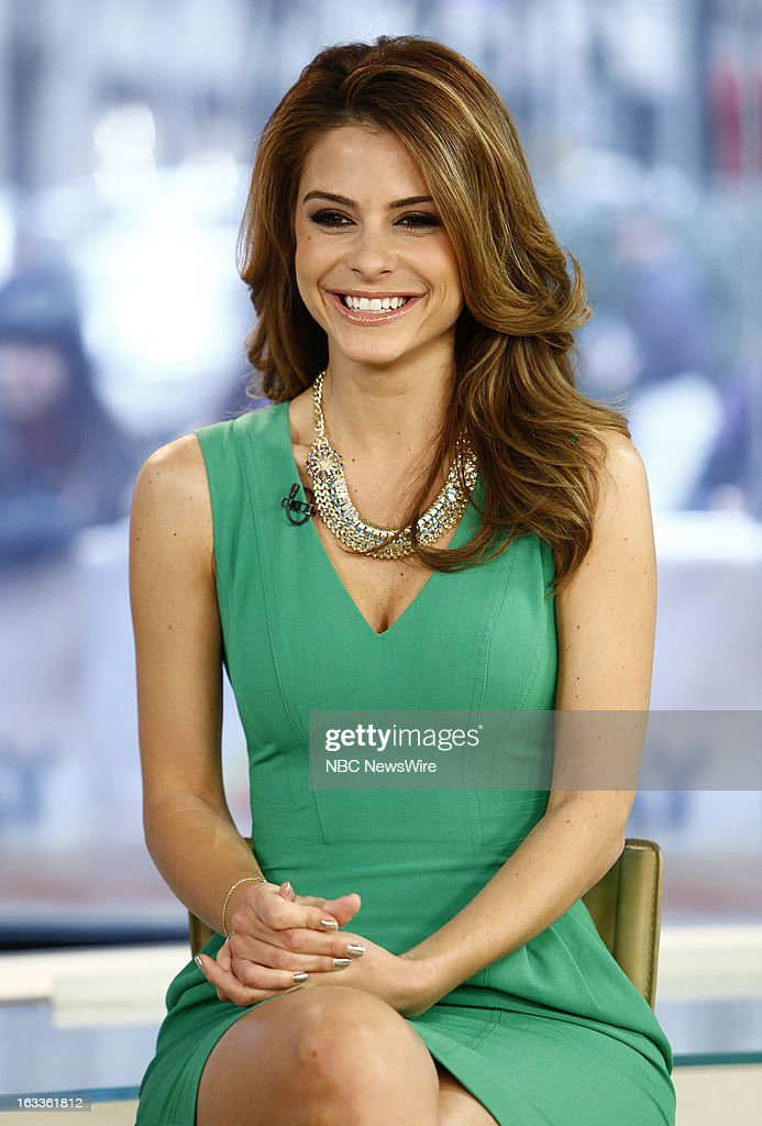 Maria Menounos appears on NBC News' 'Today' show --