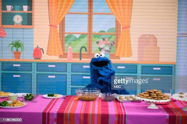Maria Shriver, Hoda Kotb, Eric Ripert and Sesame Street on Monday, October 21, 2019 --