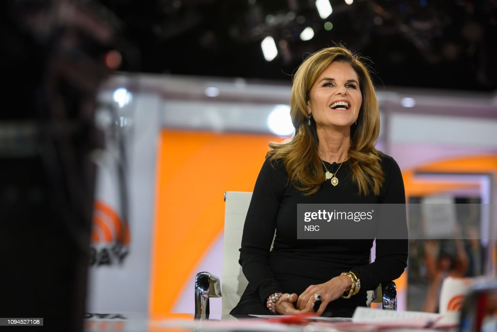 "NY: NBC's ""TODAY"" - Cassadee Pope, Dr Oz, Heart Health, Bubba Wallace, Bobbie Thomas, Maria Shriver, Morgan Radford"