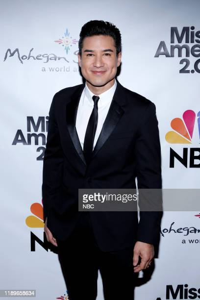 Pictured: Mario Lopez at Mohegan Sun in Uncasville, CT on Thursday, December 19, 2019 --