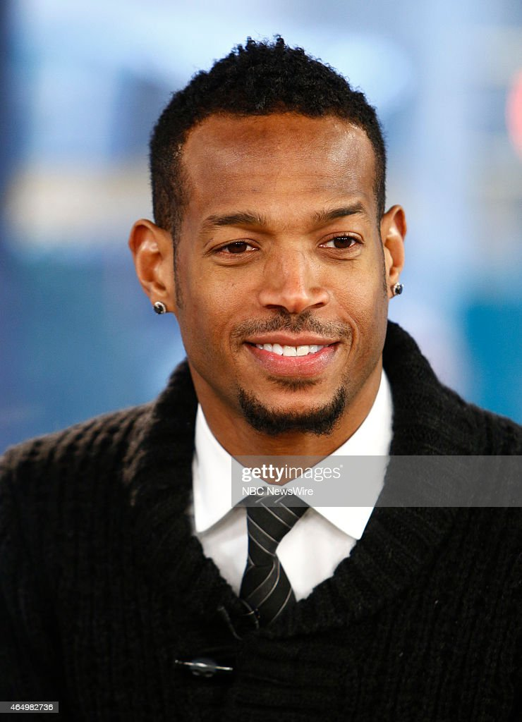 Marlon Wayans appears on NBC News' 'Today' show --