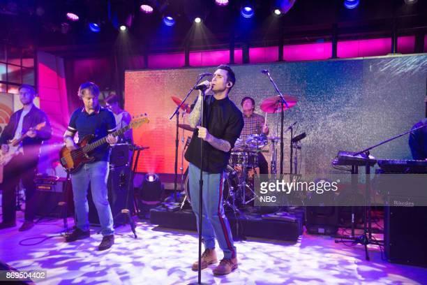 Maroon 5 on Thursday November 2 2017